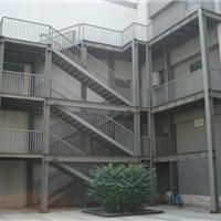 供应广州钢结构楼梯,消防钢梯