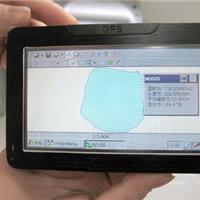 供应土地面积测量仪系统整体架构