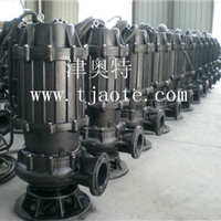 供应WQ排污潜水泵价格,优质潜水排污泵厂家