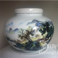供应景德镇陶瓷蜂蜜罐
