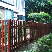 枣庄仿红木纹护栏、枣庄别墅仿木纹护栏