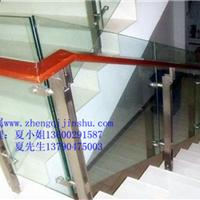 供应优质热镀锌玻璃楼梯扶手