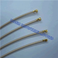 供应I-PEX接线式同轴连接器