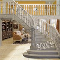 绿捷楼梯欧式豪华实木楼梯罗马假日量身定制