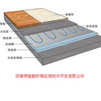 电地暖发热电缆和电热膜的区别