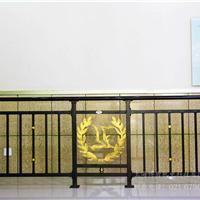 博盾锌钢/铝合金栏杆组装式阳台护栏欧式
