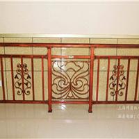 博盾锌钢/铝合金护栏组装欧式阳台栏杆