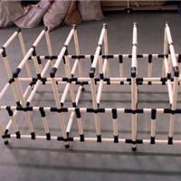 重庆流利条线棒生产线及工业货架设备