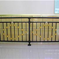 博盾锌钢/铝合金栅栏组装式阳台护栏定制