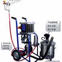钢结构高压喷涂机WD46-TT  可喷富锌漆