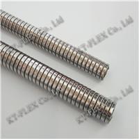 供应双勾不锈钢软管 穿线管 双扣蛇皮管