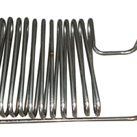 供应翰运酸性溶液专用不锈钢热交换器