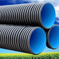 上海公元牌HDPE双壁波纹管-公元管材