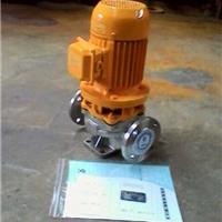 供应鞍山IHG立式不锈钢化工泵专业生产厂家