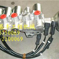 供应小松挖掘机配件PC130-7电磁阀总成