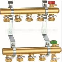 供应工程款双球分水器 支架分水器