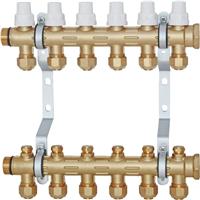 供应分水器 整体锻造分水器 智能分集水器