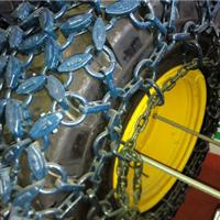 厂家促销铲车轮胎防滑链 赠送安装光盘