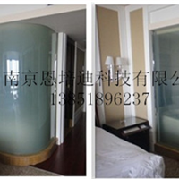 供应NPD调光玻璃浴室房