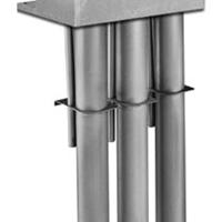 供应翰运直立三管优质钛加温管