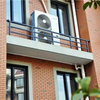 供应山西太原大同空调护栏热镀锌喷塑组装式