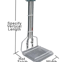 供应翰运强酸溶液专用特氟龙加热器