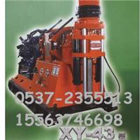 供应XY-43液压岩芯钻机,千米工程勘探钻机