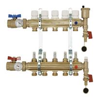 北京供应  原装进口 地暖分水器