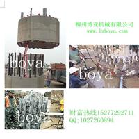 供应混凝土桩头剔除、烟囱拆除,液压劈裂机