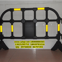 广州塑料护栏,深圳塑料护栏,施工护栏厂家
