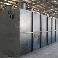 地埋式一体化污水处理设备培养生物膜
