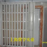 金华PVC折叠门批发 义乌出口折叠门
