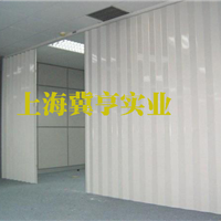 温州PVC折叠门销售 浦江优质折叠门隔断