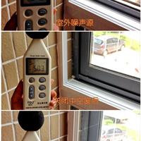供应温州隔音窗静立方品牌隔音窗