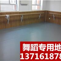 舞蹈室专用地板安装
