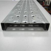 热镀锌钢跳板成型设备