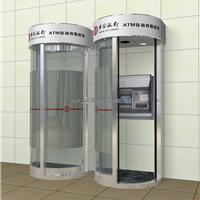 供应西安银行专用atm防护舱304不锈钢制作