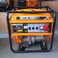 供应工地应急发电机YT6500DCS