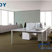 供应口字型钢木办公桌|经理主管办公班台