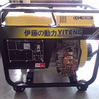 供应伊藤3KW柴油发电机YT3800X