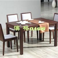 供应实木中餐桌价格/深圳实木中餐桌厂家