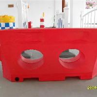 供应交通设施水马厂家  道路交通水马防撞桶