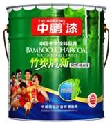中鹏(巴德士集团)生产直销竹炭清新除醛墙面漆