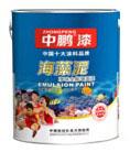 中鹏化工(巴德士集团)生产直销海藻泥墙漆
