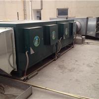 供应包头厨房油雾净化器通辽无烟碳烤净化器
