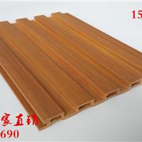供应生态木长城板装修效果图