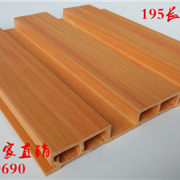 供应生态木优质195长城板