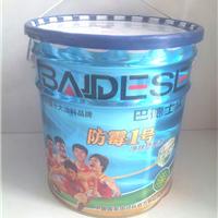 供应巴德士防霉一号内墙乳胶漆涂料家装上海