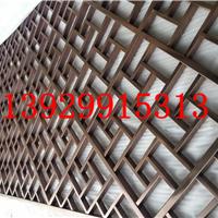 供应安溪大型不锈钢管焊接中式花格屏风厂家