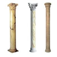 仿大理石欧式罗马柱定制